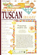 Quaderno delle ricette di Toscana  Ediz  inglese