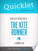 Quicklet On The Kite Runner By Khaled Hosseini  CliffNotes like Book Summary