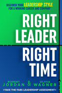 Right Leader, Right Time
