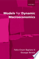 a dynamic macroeconomic model for the