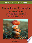 E Adoption and Technologies for Empowering Developing Countries  Global Advances