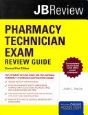 Pharmacy Technician Exam Review Guide