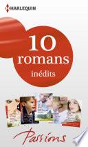 10 romans Passions inédits + 1 gratuit (no452 à 456 - mars 2014)