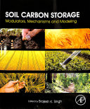 Soil Carbon Storage : approach to the issue of soil...