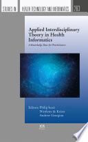 Applied Interdisciplinary Theory In Health Informatics