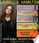 Anita Blake  Vampire Hunter Collection 1 5