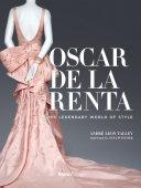 Oscar de la Renta Book PDF