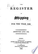 Lloyd's Register of Shipping