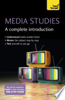Media Studies  A Complete Introduction