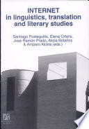 Internet in Linguistics  Translation and Literary Studies