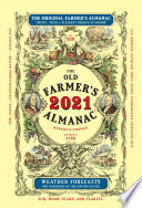 Book The Old Farmer s Almanac 2021