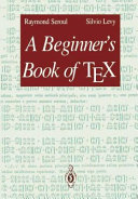 A Beginner's Book of TEX
