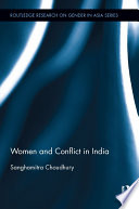 Women and Conflict in India