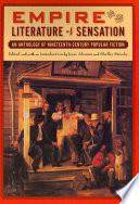 Empire And The Literature Of Sensation