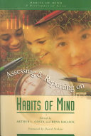 Assessing   Reporting on Habits of Mind