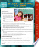 English Common Core 4th Grade  Speedy Study Guide