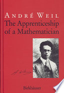 The Apprenticeship of a Mathematician