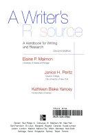 A Writer s Resource