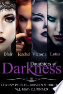 download ebook daughters of darkness - the anthology (4 paranormal romance novels) pdf epub