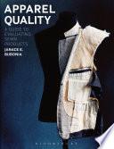 Apparel Quality Book PDF
