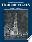 International Dictionary of Historic Places  Southern Europe