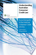 Understanding Australian Consumer Credit Law