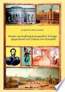 Reisen im Auftrag preussischer Könige gezeichnet von Julius von Minutoli