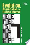 Evolution  Organization and Economic Behaviour