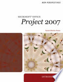 New Perspectives on Microsoft Project 2007  Introductory