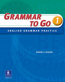 Grammar to Go: English Grammar Practice