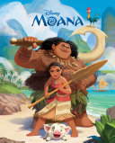 Moana Movie Storybook