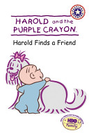 download ebook harold and the purple crayon: harold finds a friend pdf epub