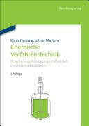 Chemische Verfahrenstechnik
