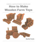 How to Make Wooden Farm Toys
