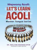 Wapwony Acoli Let S Learn Acoli