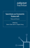 Sanctions as Economic Statecraft