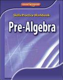 Pre Algebra  Skills Practice Workbook