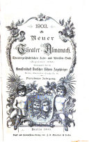 Neuer Theater-Almanach für das Jahr...