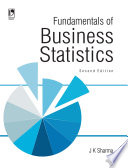 Fundamentals of Business Statistics  2nd Edition
