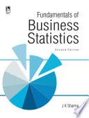 Fundamentals of Business Statistics, 2nd Edition
