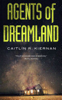 Agents of Dreamland-book cover