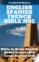 English Spanish French Bible No3