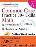 Common Core Practice   Grade 6 Math