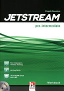 Jetstream   Pre Intermediate   Student Workbook with Digital Access Code