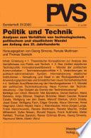 Politik und Technik