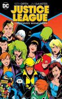 Justice League: Corporate Maneuvers