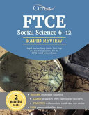FTCE Social Science 6 12 Rapid Review Study Guide