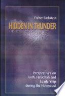 Hidden In Thunder