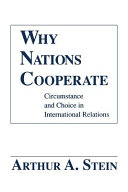 Why Nations Cooperate