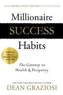 Millionaire Success Habits Book